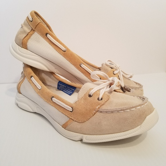 1be1e058427 Women's Size 10 Rockport washable boat shoes